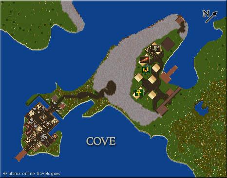 Cove Şehri - Veteran UO.